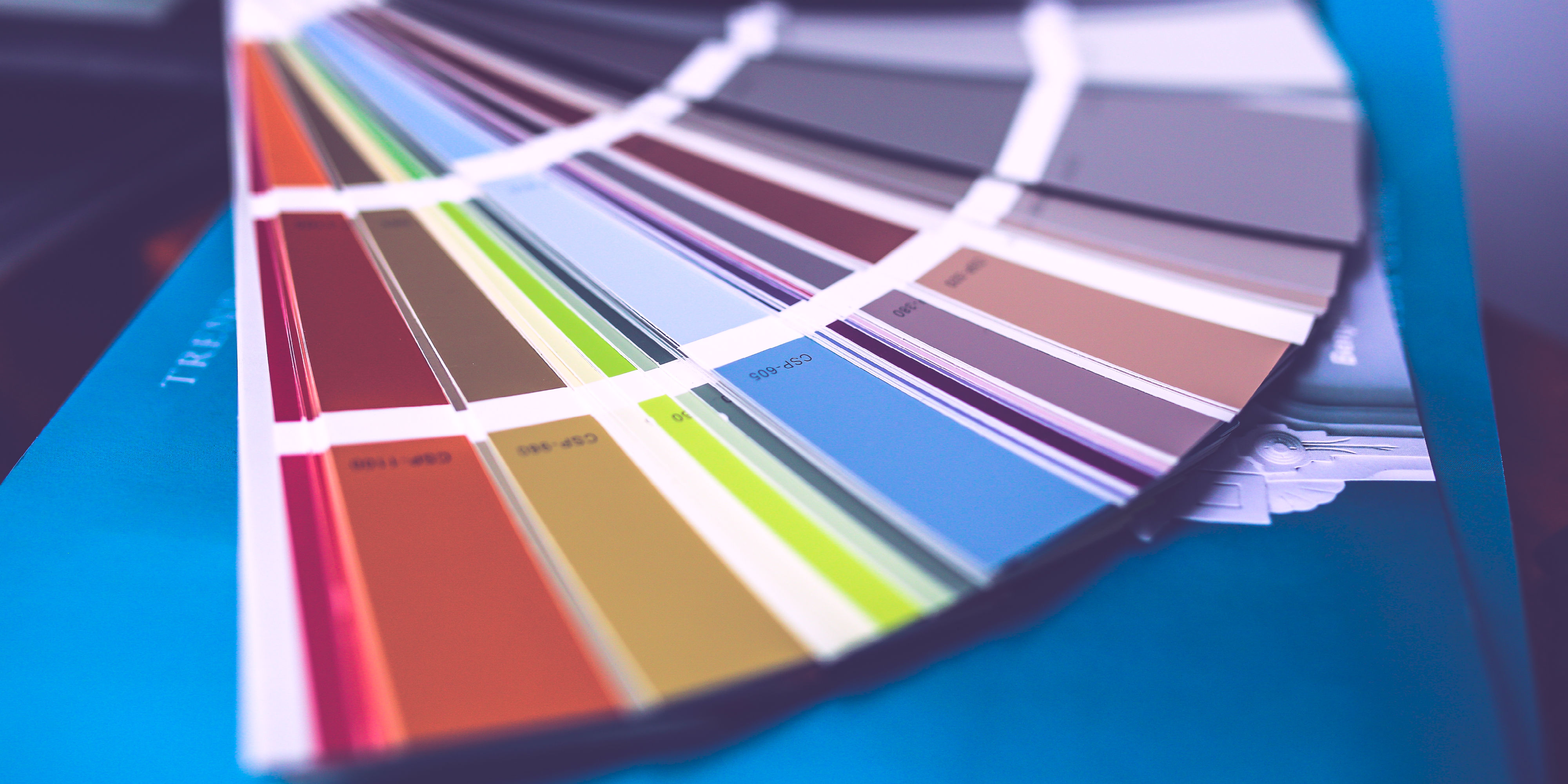 Pantone Screen Printing Colors Header Image