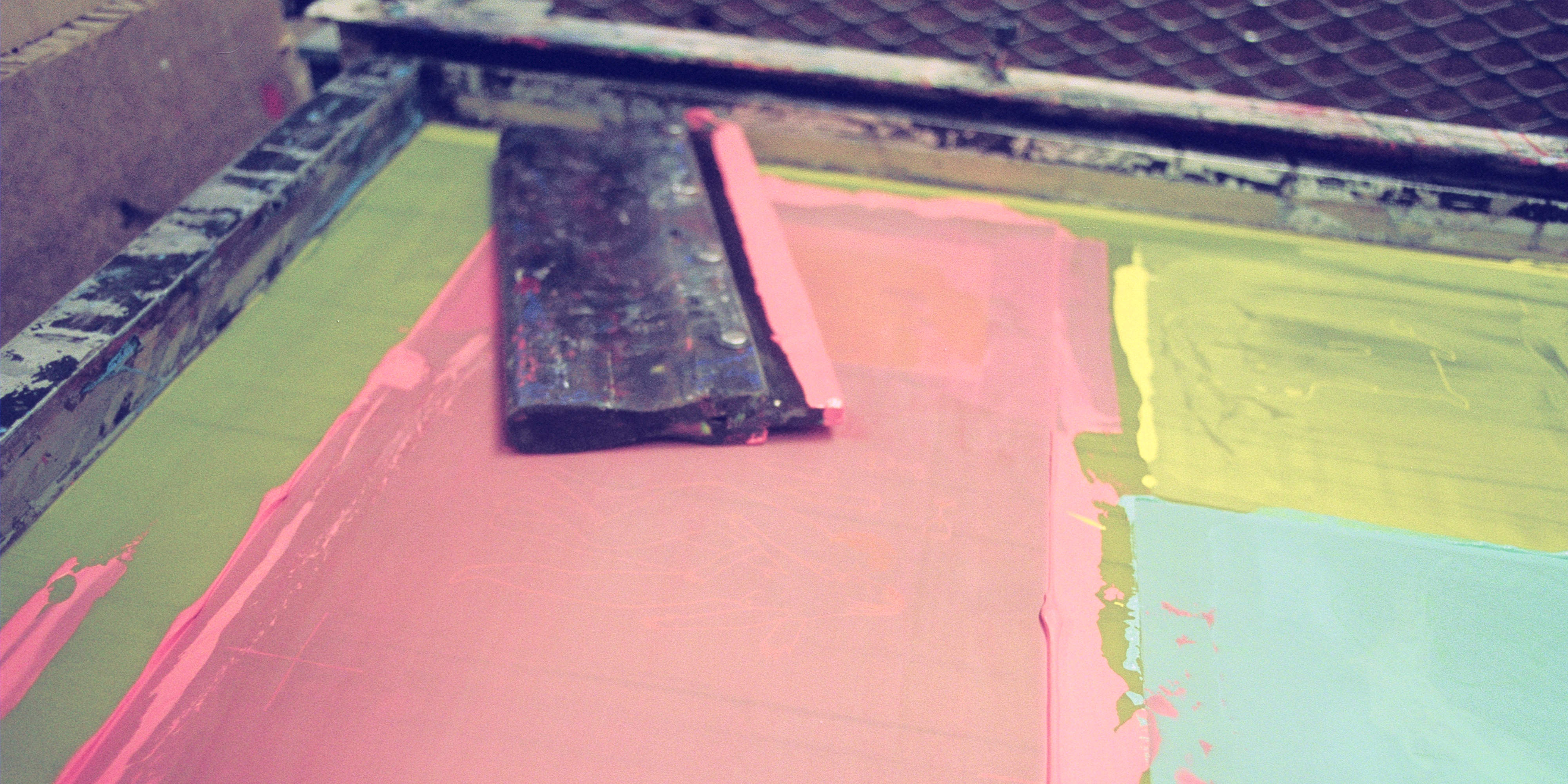 ScreenPrinting Screen Header Image