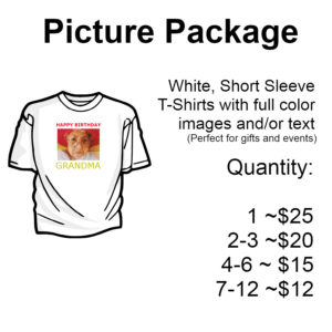 Picture Pricing Package