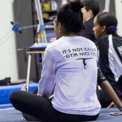 Gymnastics Screenprinting