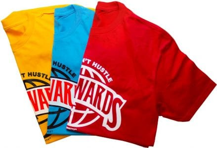 three custom t-shirts printed header photo